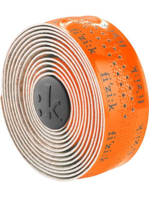 Fizik Superlight Glossy Lenkerband Fizik Logo fluo orange